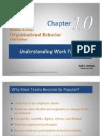 Ch_10 Understanding Work Teams