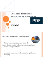 Fact Externos, Viento