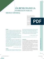 Patologia Benigna de Mama Para Medico General