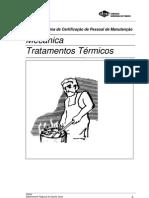 Senai Mecanica Tratamento Termico