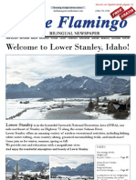 The Flamingo Bilingual Newspaper MARCH  Issue