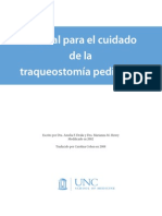 Manual de Traqueostomia