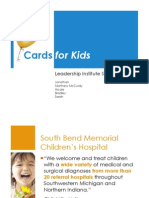 Cards for Kids Project