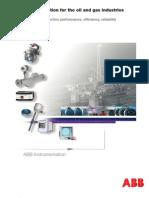 ABB brochureoilandgas