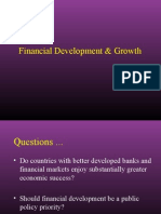 2. Growth and Finance
