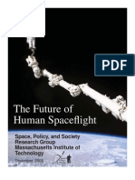The Future of Human Spaceflight