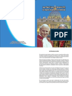 Juan Pablo II Junto con Benedicto XVI