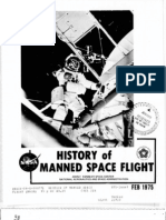 History of Manned Space Flight