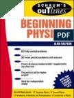 Schaum's Beginning Physics I -- 483