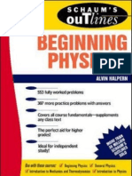 Schaum's Beginning Physics I -- 483