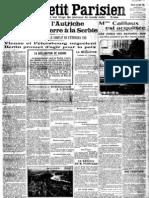 29 July 1914