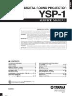 Yamaha Ysp 1