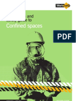 Guide to Confined Spaces