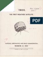 TIROS the First Weather Satellite