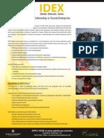 IDEX E Brochure