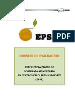 Evaluación EPSA