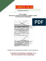 Géobiologie 4 Livret Net 3 Cours de Profession de consultant en géobiologie scientifique et en Bio-environnement électromagnétique