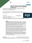 Cytology of bone  fine needle aspiration biopsy