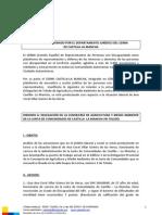Informe Jurídico del CERMI
