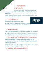 6GD Scientific Method