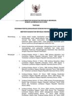 Peraturan pemerintah nomor 90 tahun 2010