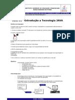 Aula 01 Introdução ao Java