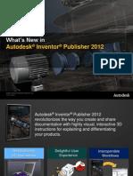 Inventor Publisher 2012 - Was ist neu