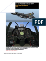 SAAB 35 Draken 3.0 Flight Manual