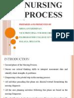 Nursing Process Diagnosing