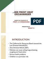 Free Frost Heat Excahanger Presentation Slide12