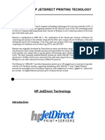 HP JetDirect Print Server
