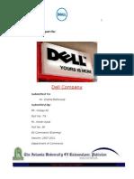 Report on Dell Company