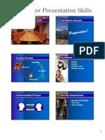 Effective Presentations UVIC Handouts