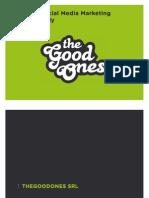 TheGoodOnes Social Media Marketing Case Study