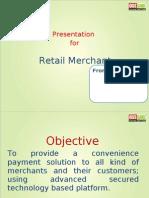Presentation OSS CARD - Retails