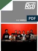 company profile of RDJ