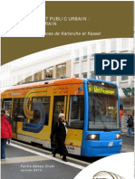Transpor Public Urbain Tram-train