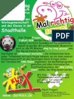 Stadtfest Rheinberg mit Klex 2011
