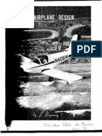 Light Airplane Design -L. Pazmany