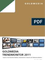 Goldmedia_Trendmonitor 2011