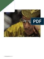 La construcción mediatica del monstruo Gadafi