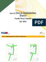 Drive Test & Optimization Q1_2011