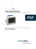 Service Manual Welchallyn Propaqcs Monitor