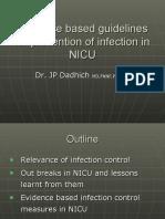 Nicu Infection Control