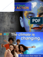 Climate for Action Full-screen
