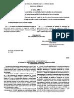 Standarde de Referinta Si Indicatori de a Pentru Evaluarea Si Asigurarea Calitatii in Invatamantul Preuniversitar
