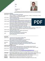 CV Nicolas Bernheim 2011 - English Version