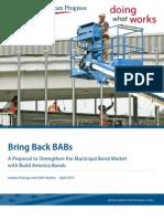 Bring Back BABs