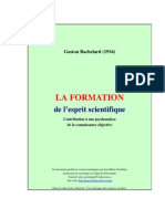 Formation Esprit Scientifique