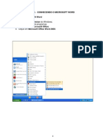 Conhecendo o Microsoft Word